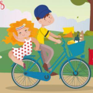 Les Vélos Régalades - Boucle oenologique @ Place de la Liberté - LA TRANCHE SUR MER