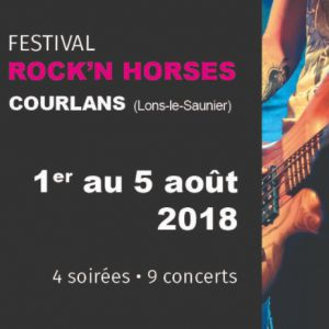FESTIVAL ROCK'N HORSES - FRENCH FLOYD Tribute Pink Floyd @ La Jument Verte - COURLANS
