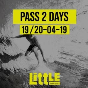 Little Week-End : Popof + Cosmic Boys + Yuksek + Para One