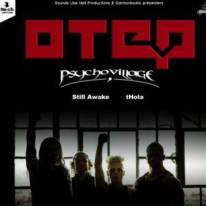 Otep + Psycho Village + Still Awake + Thola