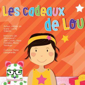 les cadeaux de lou  @ Théâtre des Grands Enfants - Petit Théâtre - CUGNAUX