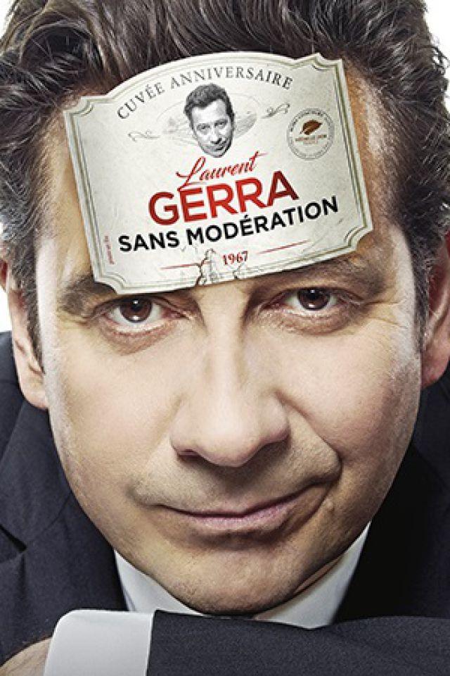 LAURENT GERRA : SANS MODERATION @ THEATRES ROMAINS DE FOURVIERE - LYON