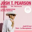 Concert Josh T. Pearson Band + Erika Wennerstrom à PARIS @ La Maroquinerie - Billets & Places