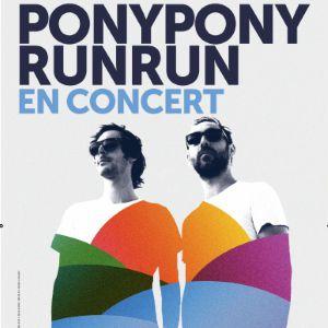 Les Jeudis Live - Pony Pony Run Run