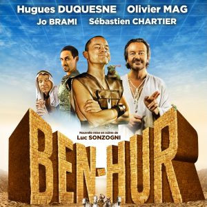 Ben-Hur La Parodie!
