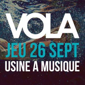 Vola + Arch Echo + Rendezvous Point