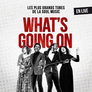 WHAT'S GOING ON @ L'Européen - Paris