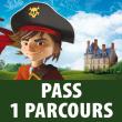 PASS 1 PARCOURS (SAUF MAISON HANTÉE)