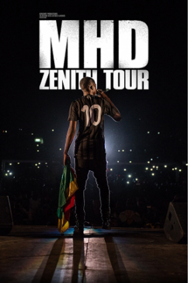 MHD @ Zénith Arena  - LILLE