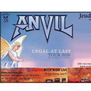 Anvil + Guest