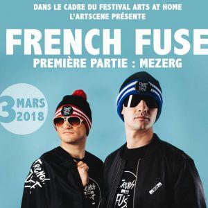 FRENCH FUSE + MEZERG @ BOURSE DU TRAVAIL - ARLES