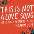 Festival THIS IS NOT A LOVE SONG PASS 3 JOURS