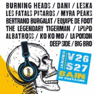 FESTIVAL DU SCHMOUL  2018 - PASS 2 JOURS @ salle des fêtes - BAIN DE BRETAGNE