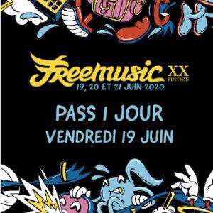 Freemusic - Vendredi 19 Juin 2020
