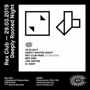 LDDLM @ Le Rex Club - PARIS