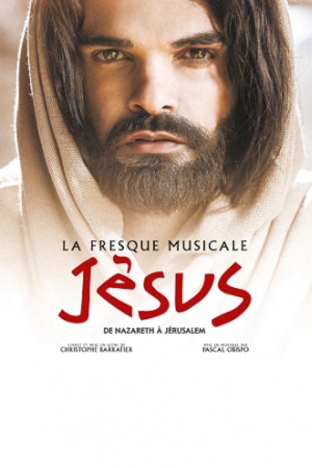 JESUS @ ZENITH NANTES METROPOLE - Saint Herblain