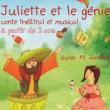 Spectacle Juliette et le génie