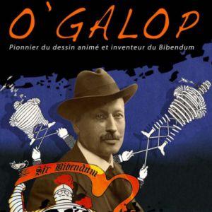 """Documentaire animé """"O'Galop"""" réalisé par Marc Faye (40min)  @ Fondation Jérôme Seydoux-Pathé - PARIS"""