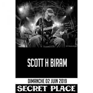 Scott H. Biram + Jacob Wild