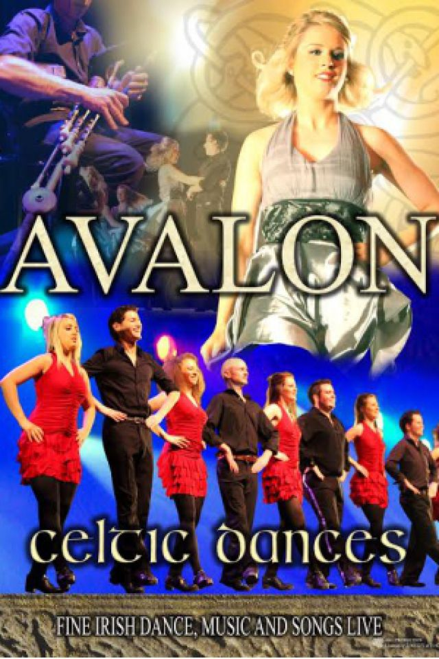Avalon Celtic Dances @ Espace Georges Brassens - FEYTIAT