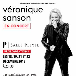 Concert VERONIQUE SANSON