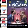 Spectacle LA NUIT DES PUBLIVORES à SAINT GILLES @ TEAT PLEIN AIR - Billets & Places