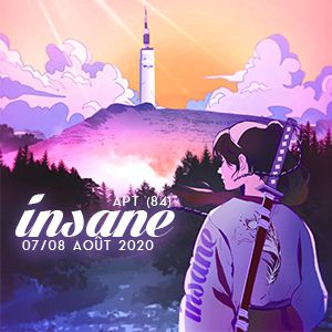 Insane Festival - Pass 2 Jours Avec Camping