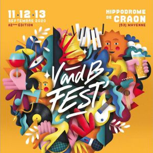 V And B Fest' - Pass 3 Jours