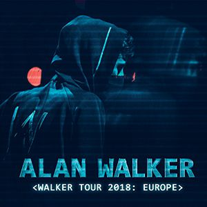 ALAN WALKER  @ L'Olympia - Paris