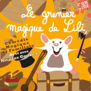 Le grenier Magique de Lili @ Théâtre des Grands Enfants - Grand Théâtre - CUGNAUX