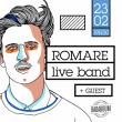Concert ROMARE (LIVE) + SÉBASTIEN FORRESTER à PARIS @ Badaboum - Billets & Places