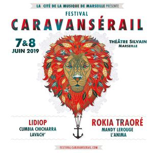 Festival Caravanserail - Pass 2 Soirs