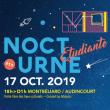 Concert NOCTURNE ETUDIANTE   à AUDINCOURT @ Le Moloco  - Billets & Places