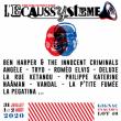 Concert FESTIVAL ECAUSSYSTEME - BILLET SAMEDI 1/08 à GIGNAC @ Prairie du Touron - Billets & Places