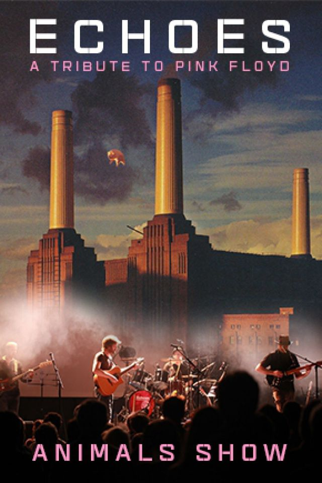 ECHOES - TRIB. PINK FLOYD - ANIMALS SHOW @ Le Rockstore - Montpellier