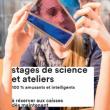 Expo Stage de science : Asteroids, programmation jeu vidéo à PARIS @ Cité des sciences et de l'industrie - Billets & Places