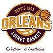 Match Abonnement saison 2020-2021 à Orléans @ Palais des Sports d'Orléans - Billets & Places