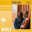 Concert INC. NO WORLD à PARIS @ Le Pop Up du Label_NE PAS UTILISER - Billets & Places