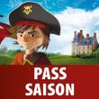 PASS SAISON 2019 à AVRILLÉ @ Château des Aventuriers - Billets & Places