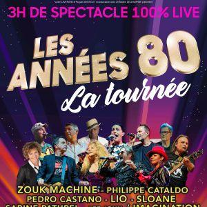 Les Années 80 À Paris