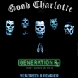 Concert GOOD CHARLOTTE + BOSTON MANOR