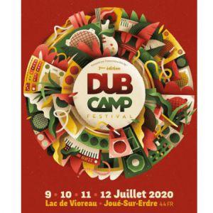 Dub Camp Festival 2020 - Pass 3 Jours