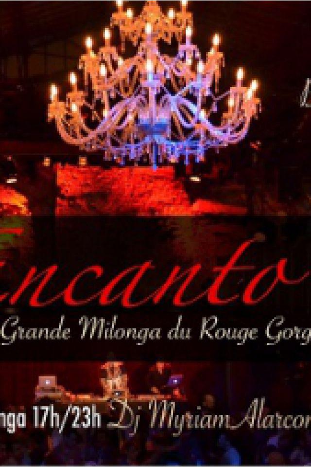 Un Encanto Rojo - La Grande Milonga du Rouge Gorge @ Le Rouge Gorge - AVIGNON