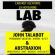 Soirée JOHN TALABOT + ABSTRAXION  à Marseille @ Cabaret Aléatoire - Billets & Places