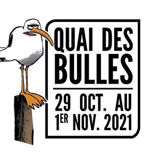 Quai Des Bulles 2021 - Dimanche