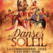 Spectacle LES DANSES DU SOLEIL 2020