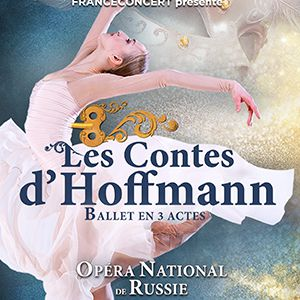 LES CONTES D'HOFFMANN @ Zénith Oméga - Toulon