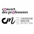 Spectacle CONCERT DES PROFESSEURS à IVRY SUR SEINE @ GRANDE SALLE - Billets & Places