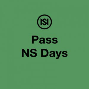 PASS NS DAYS  @ LA SUCRIERE - LYON