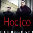 Concert Hocico + Herrschaft